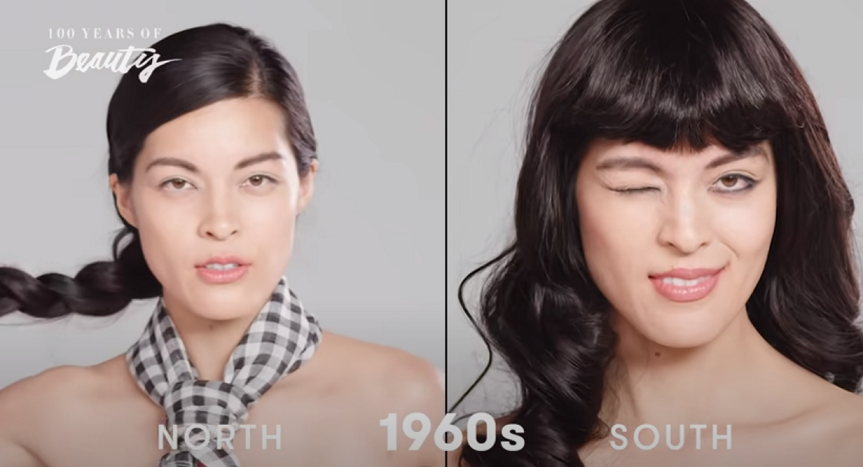 100 Years of Vietnamese Beauty in 100 seconds