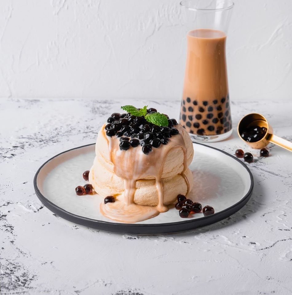 Easy and Tasty Milk Tea Pudding Recipe