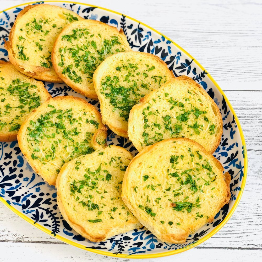 Best Butter Garlic Bread Recipe