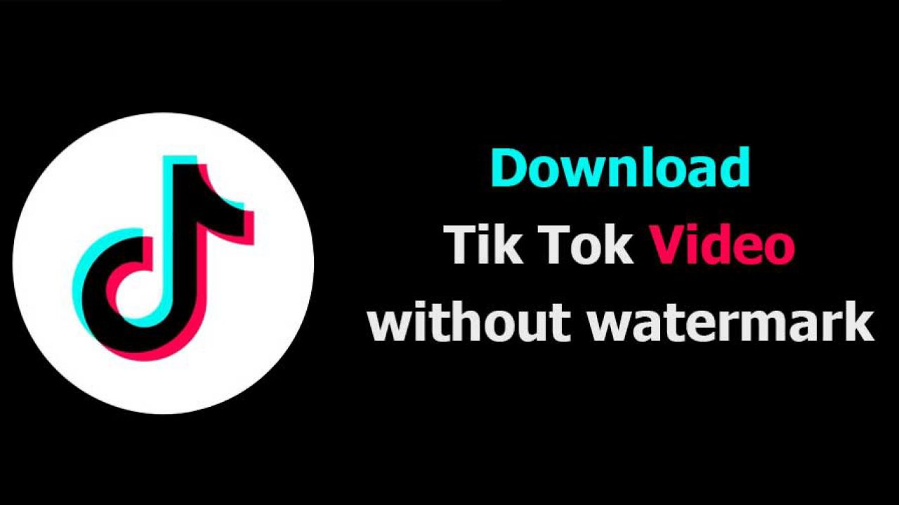 How to download tiktok videos without logo or watermark