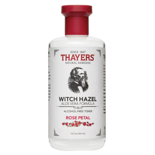 Review Thayers Rose Petal Witch Hazel Toner
